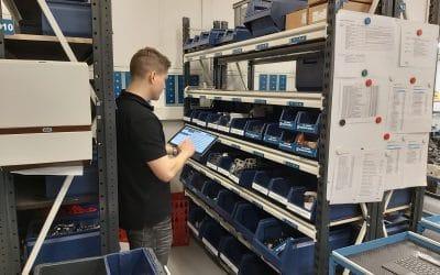 Kesätyöntekijöiden keräilyteho kolminkertaistuu täsmällisen sijaintitiedon avulla